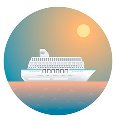 Ship Detailed vector