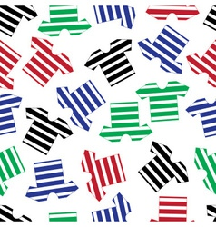 color navy t-shirts pattern eps10 vector image vector image