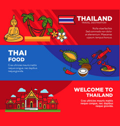 luxurious resort in tropical thailand promotional vector image