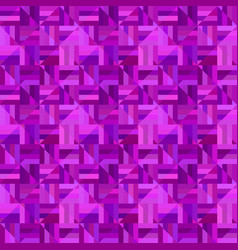 purple abstract striped square tile mosaic vector image