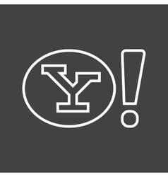 Yahoo vector