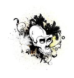 summer tshirt design vector image