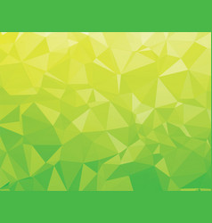 green bio background vector image