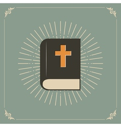 Holly bible vector