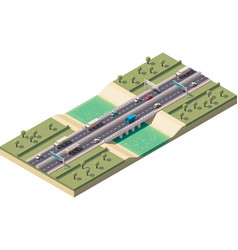 Isometric bridge vector