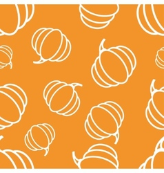 Pattern Circuit Pumpkin vector