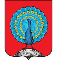 Serpukhov Coat-of-Arms vector image vector image