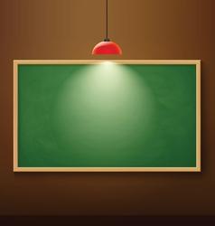 Black board vector