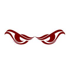 eye abstract concept logo icon vector image