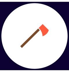 Hatchet computer symbol vector