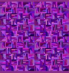 purple abstract seamless striped square pattern vector image