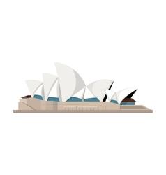 sydney opera house icon in cartoon style isolated vector 12601391 - Get Sydney Opera House Cartoon Image  Pictures