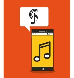 Music player device electronic vector