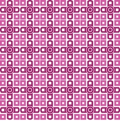 Seamless wallpaper purple geometric repetitive vector image