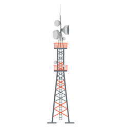 cellular tower vector images (over 2,500)  vectorstock