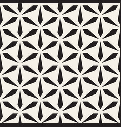 geometric simple seamless pattern vector image