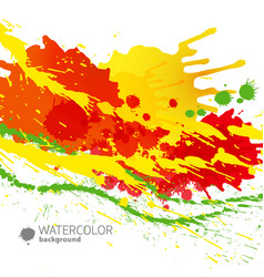 abstract multicolored background vector image vector image