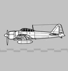 Mitsubishi a6m zero vector