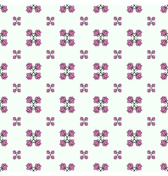 rose seamless1 vector image