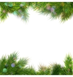 Christmas retro background EPS 10 vector image vector image