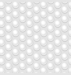 Bubble wrap seamless pattern vector