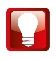 BULB icon symbol design vector