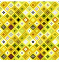 colorful abstract seamless diagonal square vector image