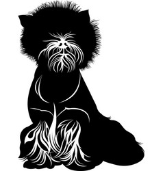 dogs west terrier vector image