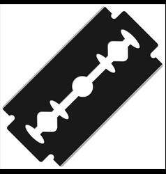 Razor blade vector