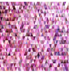 abstract gradient geometrical triangle pattern vector image