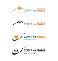 Logo design vector