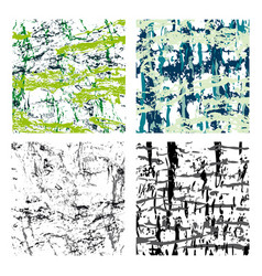 set of textures 1 vector image