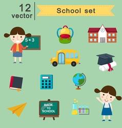Teacher vector