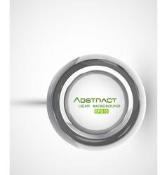 modern button vector image vector image