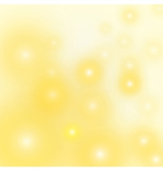 soft sun ray background vector image vector image