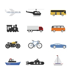 88vehicle vector image