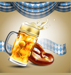advertising food and drink elements for vector image