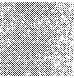 grunge texture on white background halftone vector image