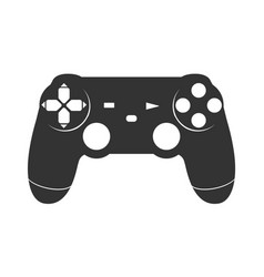 Video game controller wireless gamepad vector