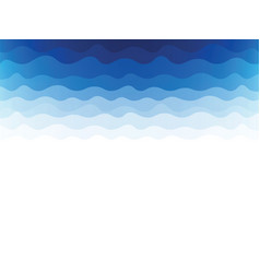 abstract blue sky background vector image