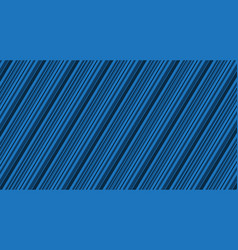 Blue background with different dark blue lines vector