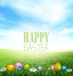 Easter Background vector