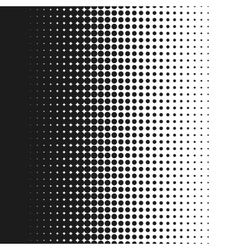 Dotted background white and vector