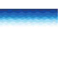 abstract dark blue sky background vector image