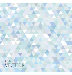 Abstract geometric background consisting of light vector image