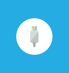 usb cable icon sign symbol vector image