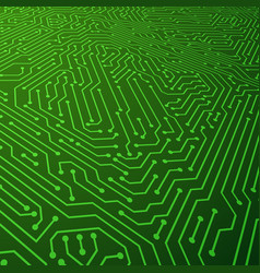 electric scheme background circuit board vector image