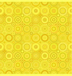 Abstract circle pattern background - seamless vector