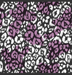 Animal pattern seamless vector