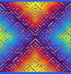 Abstract ethnic background vector